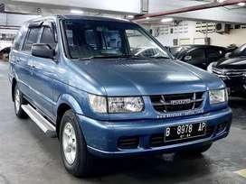 Isuzu Panther LV 2003 manual diesel plat genap