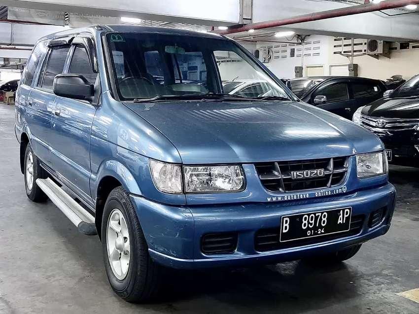 Isuzu Panther LV 2003 manual diesel plat genap 0