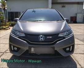 Honda Jazz 1.5 RS CVT Manual 2017 low Km 21rb Tangan 1