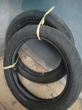 Ban tubeless ring 14 90/80 merk mizzle