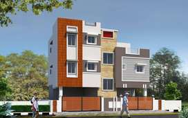 2BHK FLATS FOR SALE @ POONAMALLE
