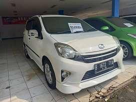 Toyota Agya G at TRD 2013 / 2014 TDP paket istimewa