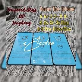 Iphone X dan Xs Tempered glass 11D Full lengkung Full Cover Full Glue