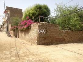 15 marla plot for sale in burewala