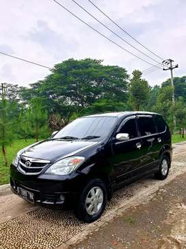 Toyota Avanza G 2011 Manual