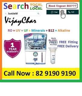 VijayChar1 AquaGrand RO Water Purifier Water Filter AC dth bed car Aqu