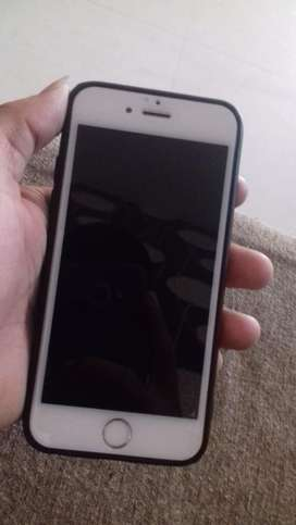 iPhone 6s top Condition Silver 32gb