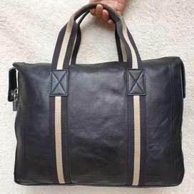Bally briefcase