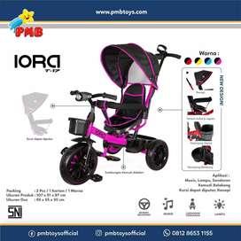 Sepeda stoller Anak berkualitas kursi bsa diputar