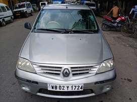 Mahindra Renault Logan, 2007, Diesel