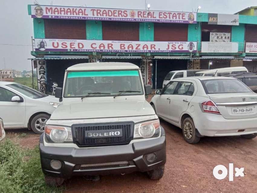 Mahindra Bolero Plus AC BS IV, 2013, Diesel 0