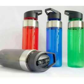 souvenir botol minum plastik
