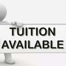 Tution available in Jasola for classes 1st to 5th