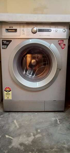 IFB 6kg fully automatic front door washing machine built-in heater .