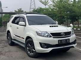 Toyota Fortuner 2.5G TRD VNT Turbo AT 2013