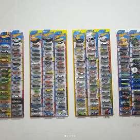 Koleksi hotwheel sejumlah 192 unit