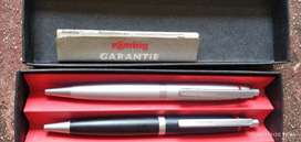 Pulpen Rotring freeway silver and black