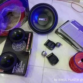 Audio paket hrg murah suara mantap