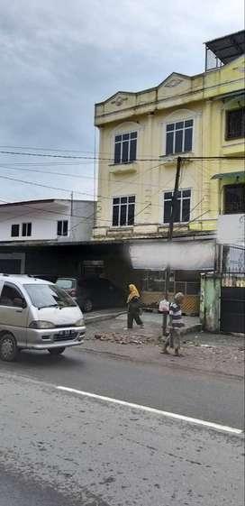 Disewa Ruko Jl.Karya,Sei Agul Medan Siap Huni