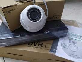 Paket CCTV Wisenet