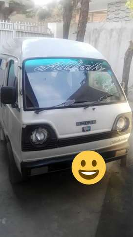 Suzuki carry daba