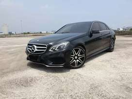 Mercy E400 AVG AMG 2015 Istimewah
