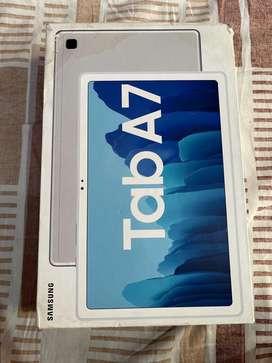 Samsung tab a7 3gb ram 32gb rom only Wifi
