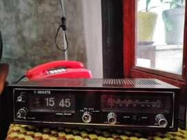 JAM RADIO/FLIPCLOCK RADIO MANTA Model RD 500