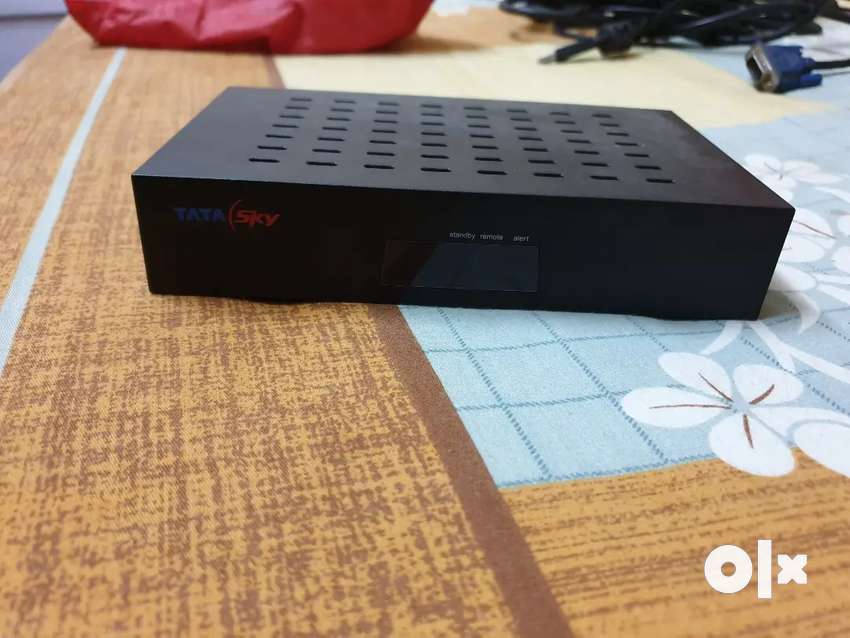 Tata Sky SD set top box 0