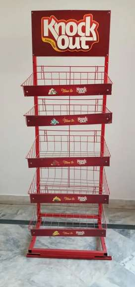 Knock out Nimko Stand