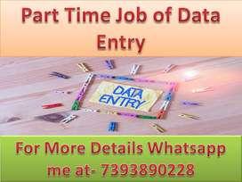 OFFLINE DATA ENTRY job part time work data entry job ad posting job .