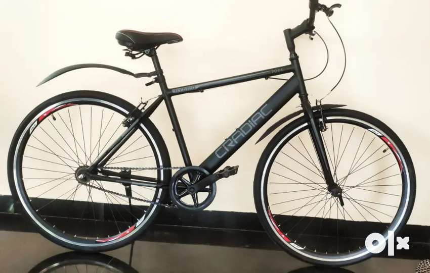 CRADIAC BICYCLE (INDIAN) 28 INCH 700x 35C TYRES WITH ACCESSORIES 0