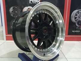 Pelg Mobil Model Celong Type HSR Ring 16 lebar 8-9 Pcd 4x100 4x114,3