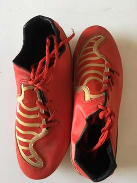 A nice Red Beauty Studs for Football