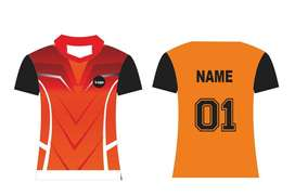 All type of sports jersey