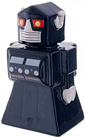 Puckator Retro Robot Money Bank available for sale