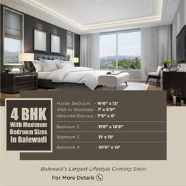 Luxury,4BHK@Balewadi-Highstreet,2.09 cr(AI),Pre Luanched offer