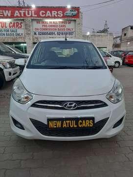 Hyundai I10 Sportz 1.2 Automatic Kappa2, 2013, Petrol