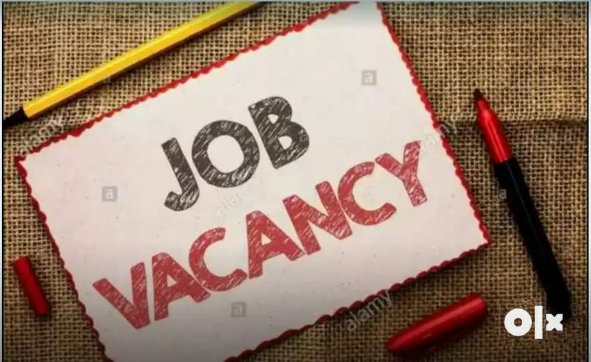 Urgent requirement female 10th 12th pass out candidates