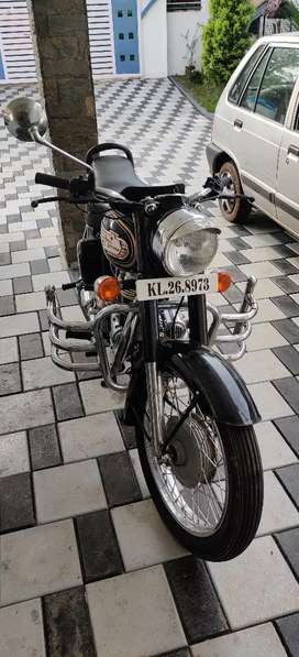 Well maintained stock condition bullet