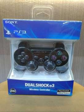 Stick PS3 Wireless Hitam - OP Stik PS3