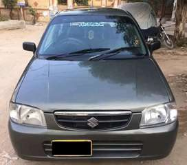 Suzuki Alto 2010 on installments only 20% downpayment