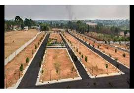 30*40 premium BDA plots for sale near Haralur and HSR
