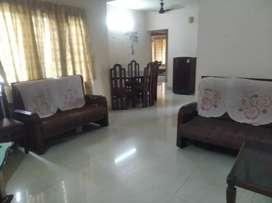 3 bhk fully furnished near Lulu Mall, Edapally