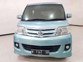Luxio X 2009 /2010 Matic Tgn1 Sgt Istimewa Terawat Bisa Kredit!!