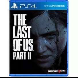 PS4 Games The Last Of US Part 2/Part II Reg 3/Asia (New)