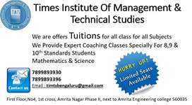 Times Istitute of Management and Technical studies