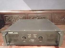 Power amplifier professional fidek FPA 20A