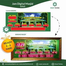 Jam Masjid Bergaransi Area Yogyakarta