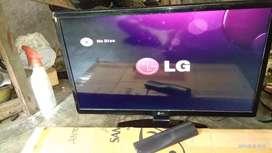Tv Led LG gress like new. Jamin puasa